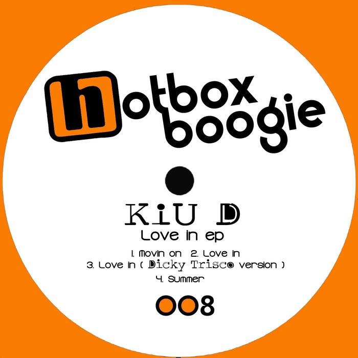 KIU D - Love In EP