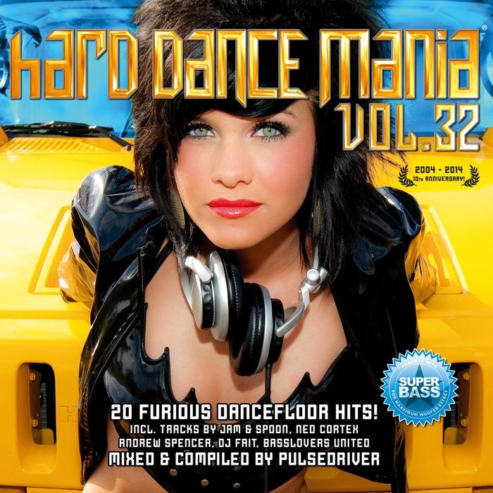 VARIOUS - Hard Dance Mania 32