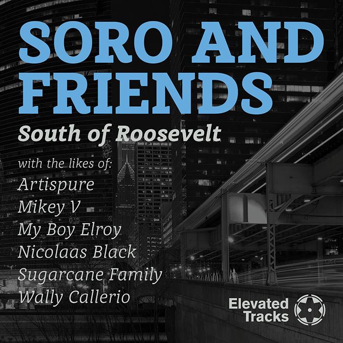 SOUTH OF ROOSEVELT/ARTISPURE/NICOLAAS BLACK/SUGARCANE FAMILY/WALLY CALLERIO - Soro & Friends
