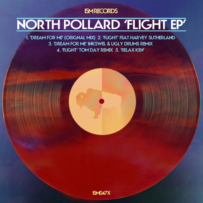 NORTH POLLARD - Flight EP