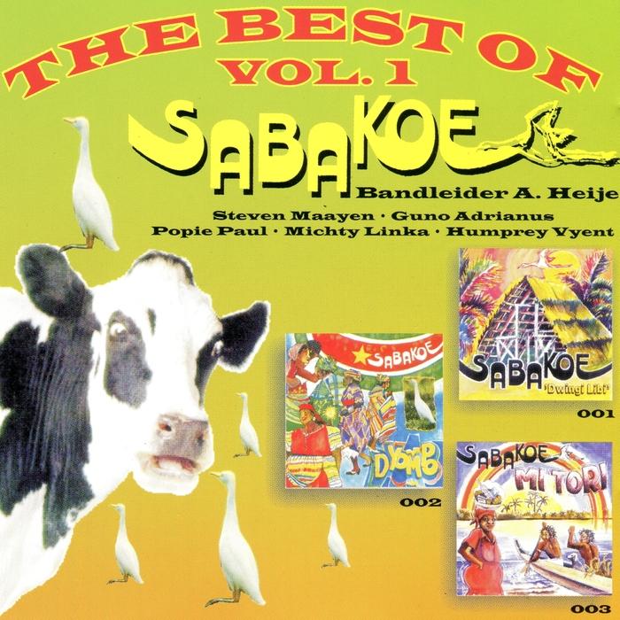 SABAKOE - Best Of Volume 1