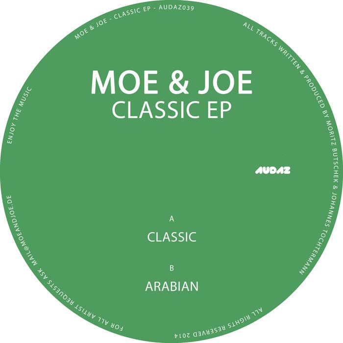 MOE & JOE - Classic EP
