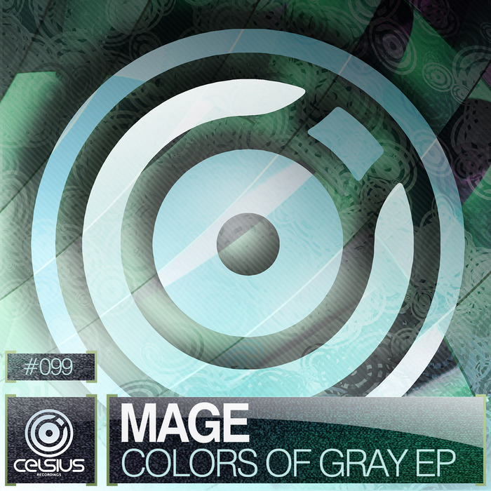 MAGE - Colors OF Gray EP