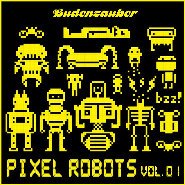 VARIOUS - Pixel Robots Vol 1