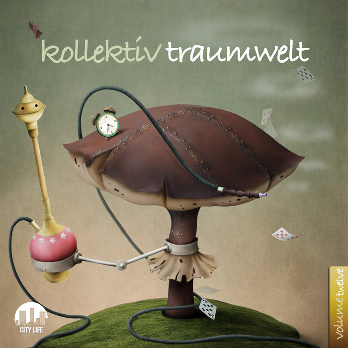 VARIOUS - Kollektiv Traumwelt Vol 12