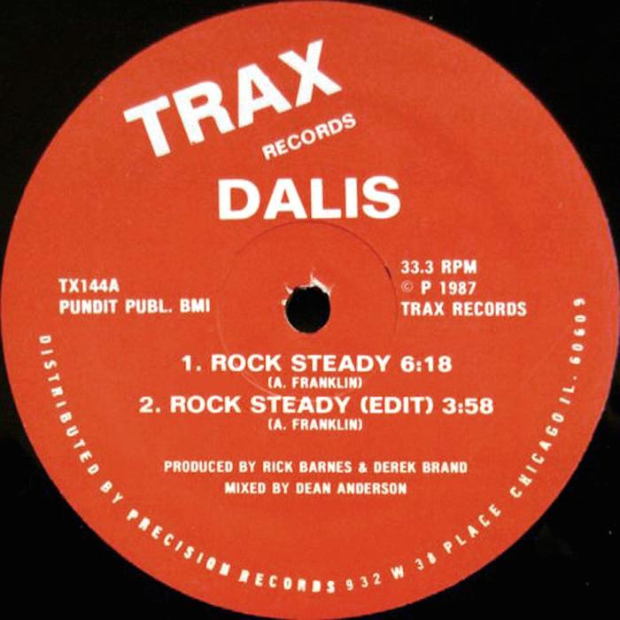 DALIS - Rock Steady