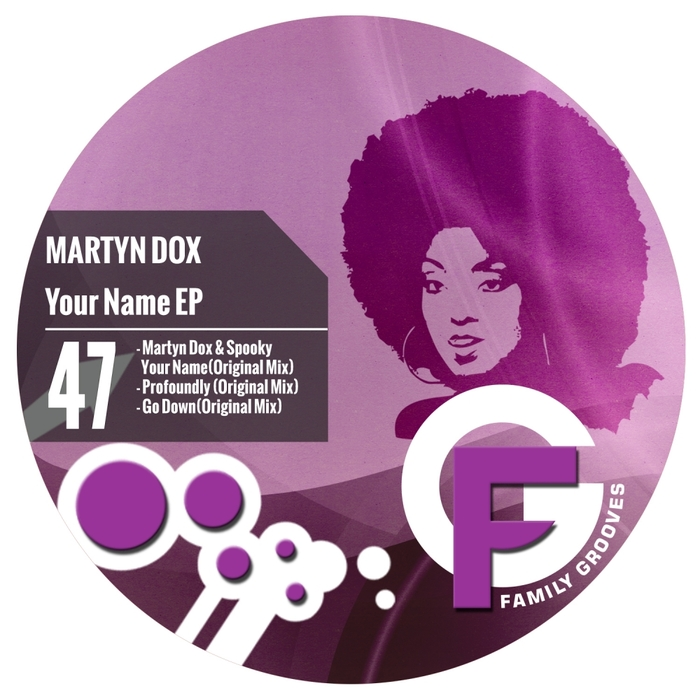 DOX, Martyn - Your Name EP