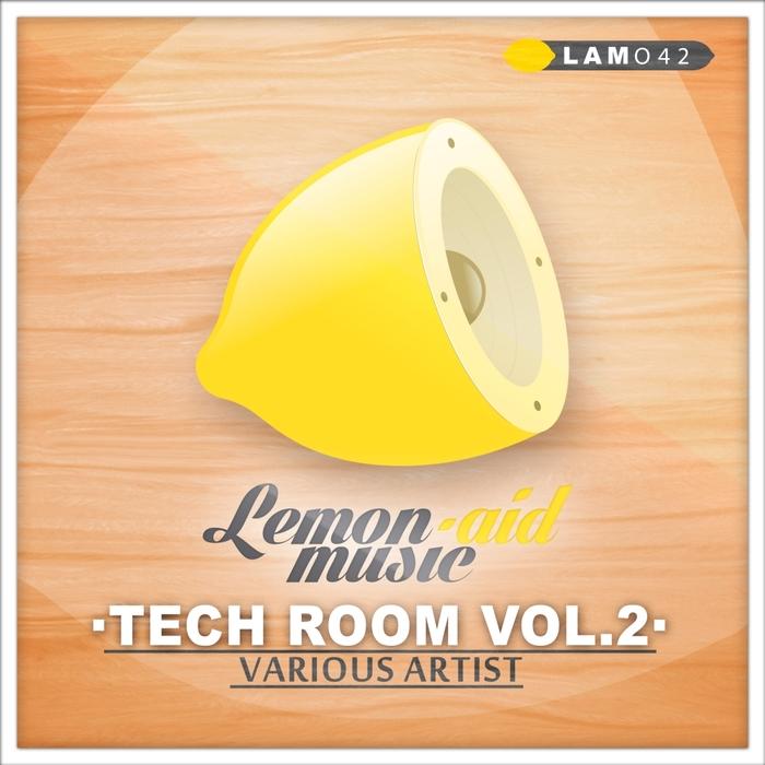 VARIOUS - Tech Room Vol 2