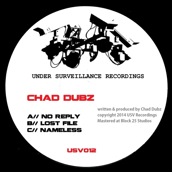 DUBZ, Chad - No Reply/Lost File/Nameless