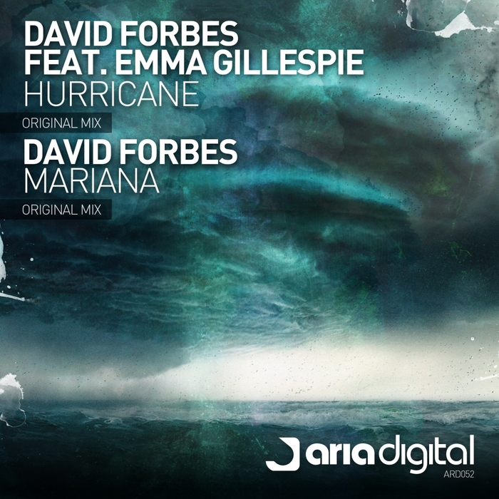 FORBES, David feat EMMA GILLESPIE - Hurricane