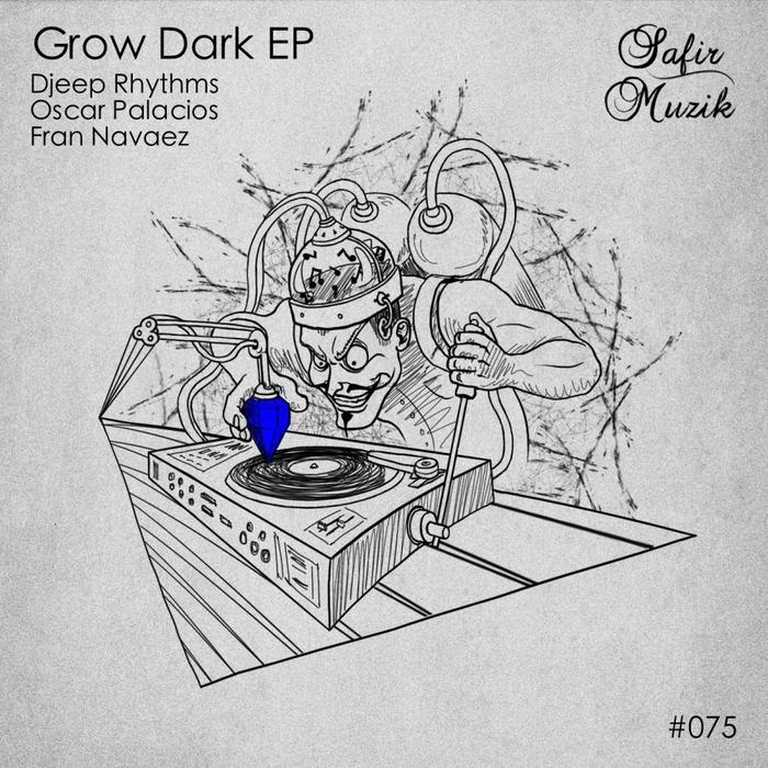 DJEEP RHYTHMS/OSCAR PALACIOS/FRAN NAVAEZ - Grow Dark EP