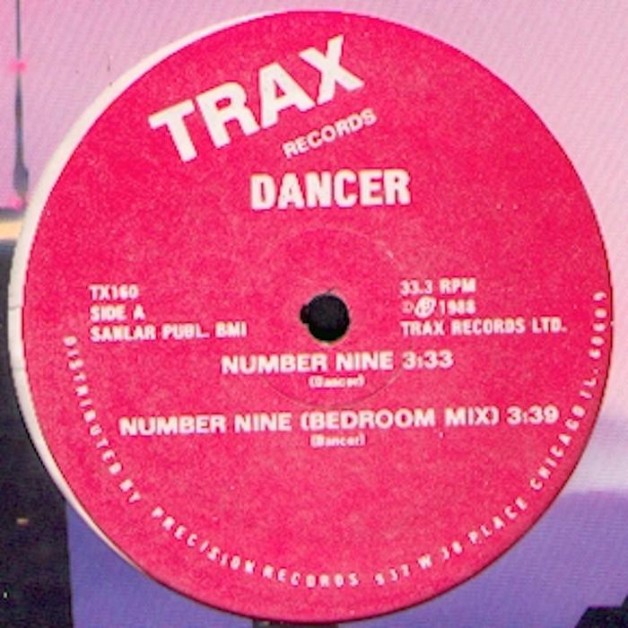 DANCER - Number Nine