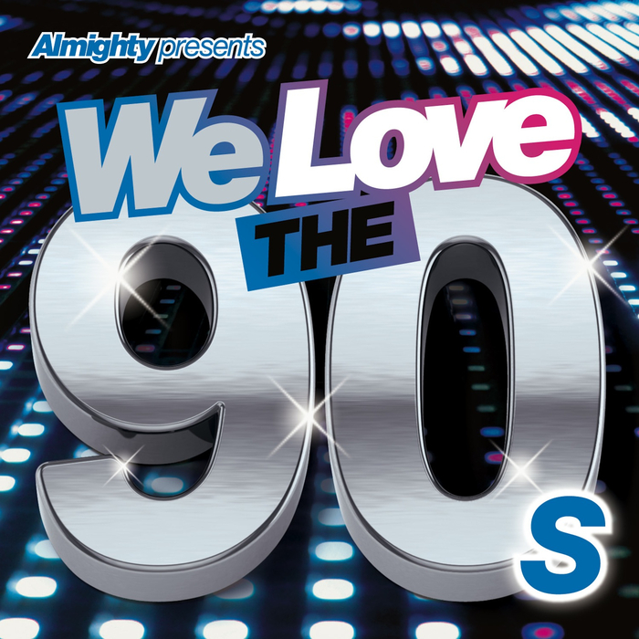 VARIOUS - Almighty Presents We Love The 90s Vol 2