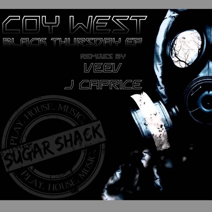COY WEST - Black Thursday EP