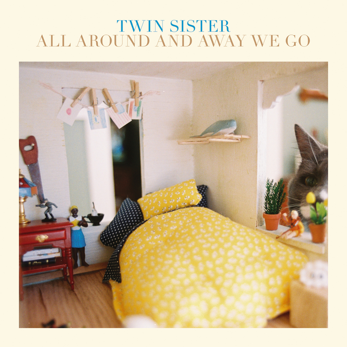 MR TWIN SISTER - All Around & Away We Go