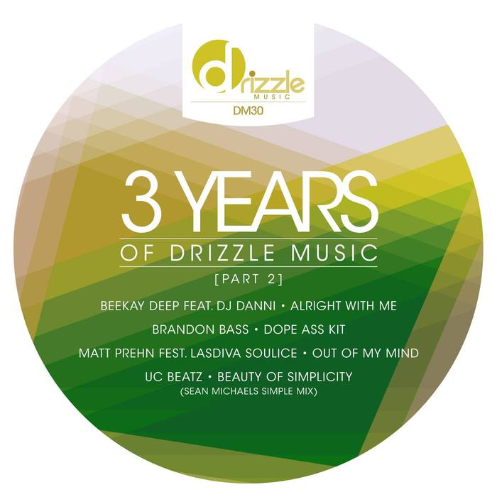 VARIOUS - 3 Years Of Drizzle Music Part 2