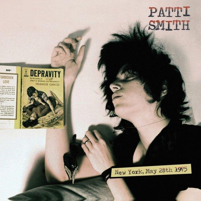 SMITH, Patti - Depravity