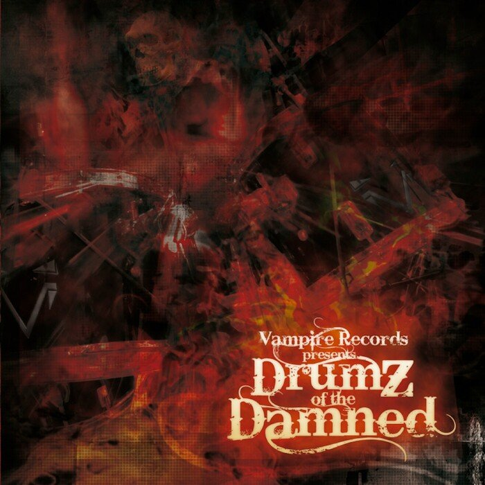 VARIOUS - Drumz Of The Damned