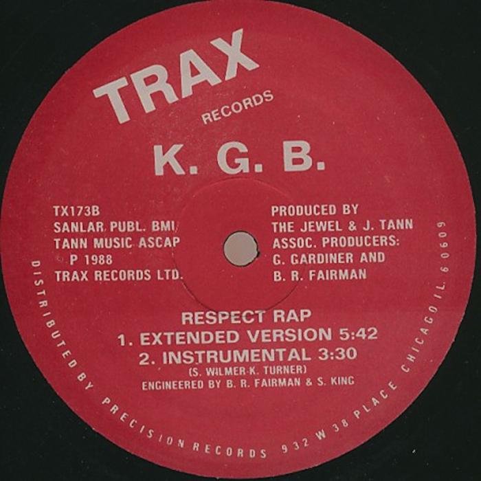 KGB - Respect Rap