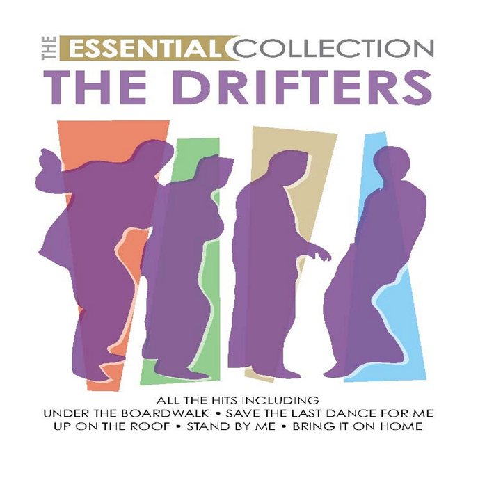 DRIFTERS, The - The Essential Collections