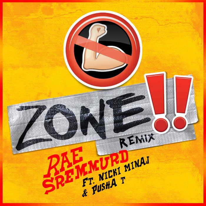 RAE SREMMURD feat NICKI MINAJ/PUSHA T - No Flex Zone (Remix)