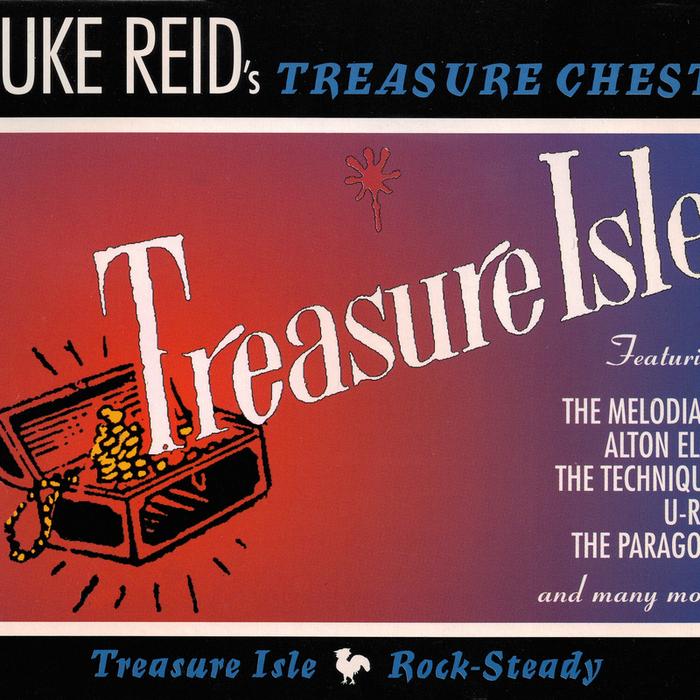 VARIOUS ARITSTS - Duke Reid's Treasure Chest