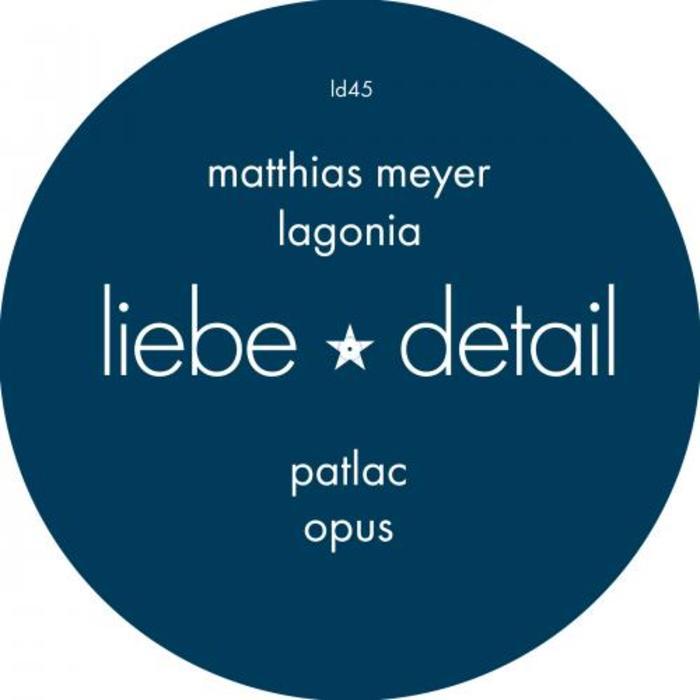MEYER, Matthias/PATLAC - Lagonia