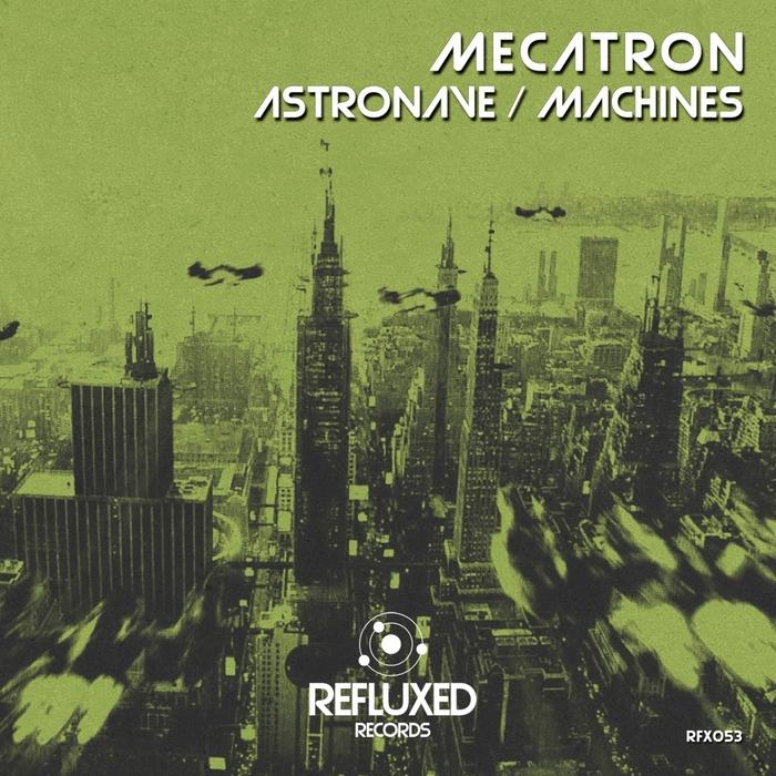 MECATRON - Astronave