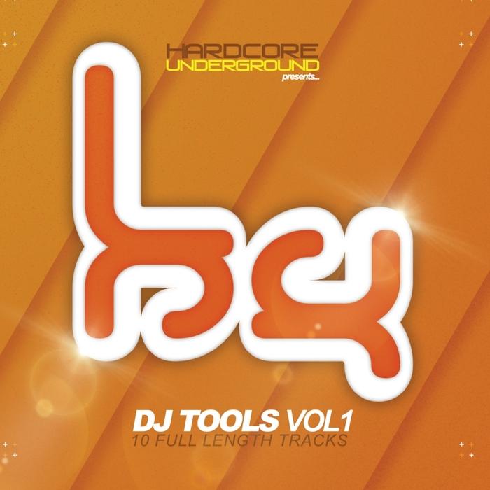 VARIOUS - HU DJ Tools Vol 1