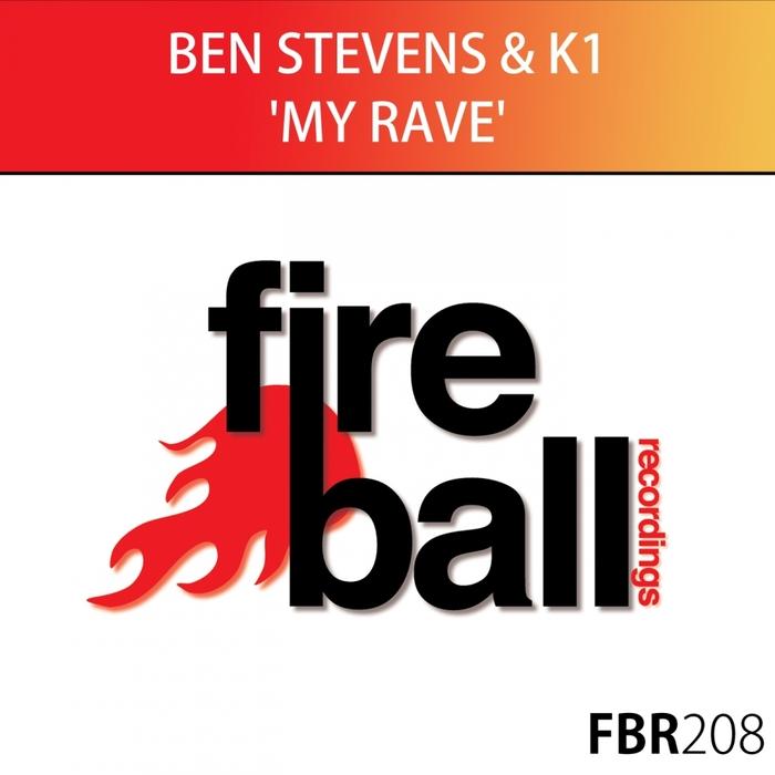 STEVENS, Ben/K1 - My Rave