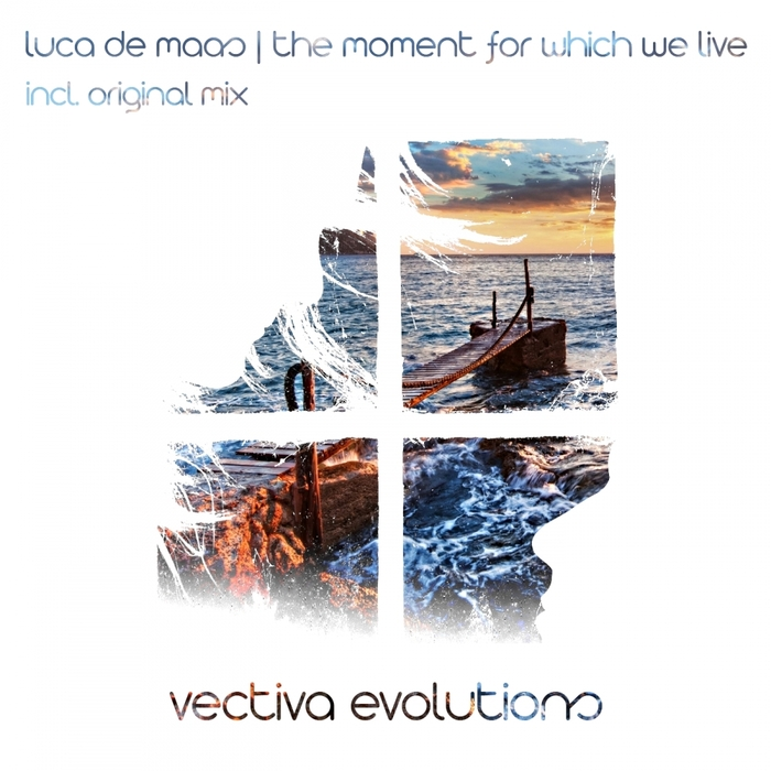 DE MAAS, Luca - The Moment For Which We Live