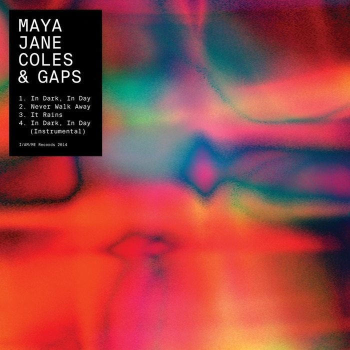 COLES, Maya Jane & GAPS - In Dark In Day EP
