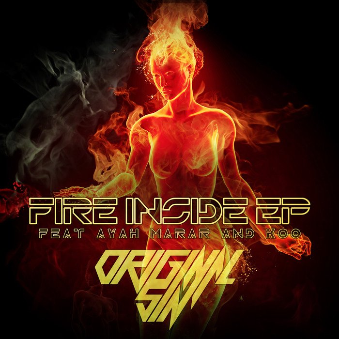 ORIGINAL SIN - Fire Inside EP