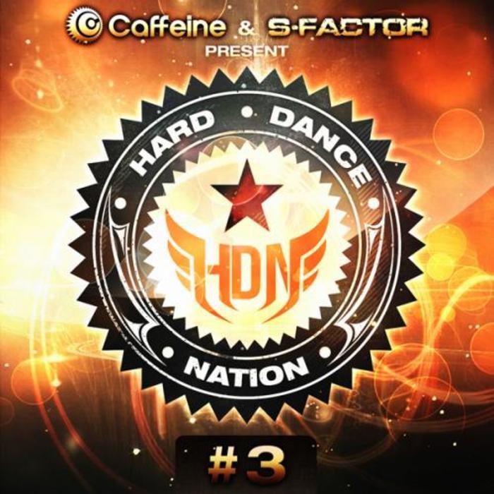 VARIOUS - Hard Dance Nation Vol  3