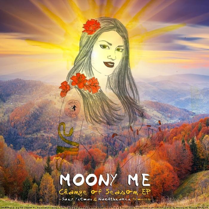 MOONY ME - Change Of Season EP