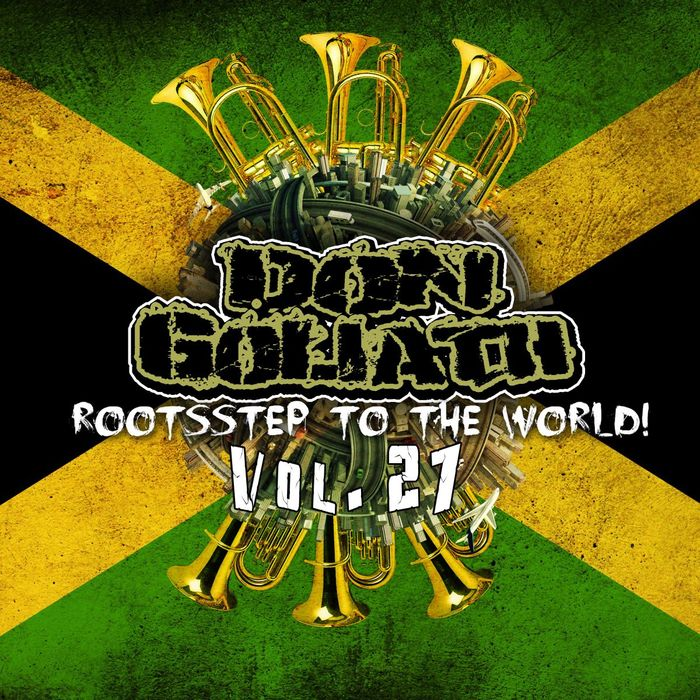 GOLIATH, Don - Rootsstep To The World Vol 27