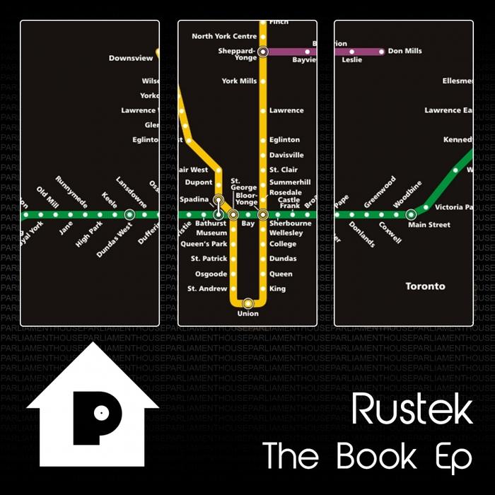 RUSTEK - The Book