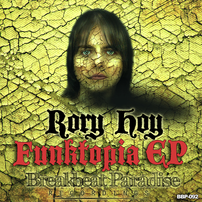 HOY, Rory - Funktopia EP
