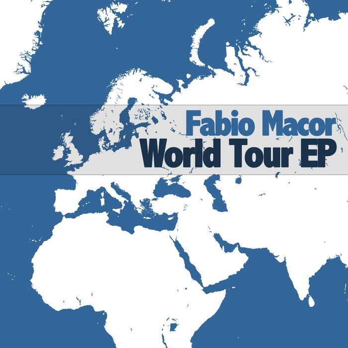 MACOR, Fabio - World Tour EP