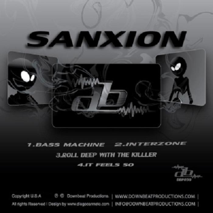 SANXION - Sanxion EP