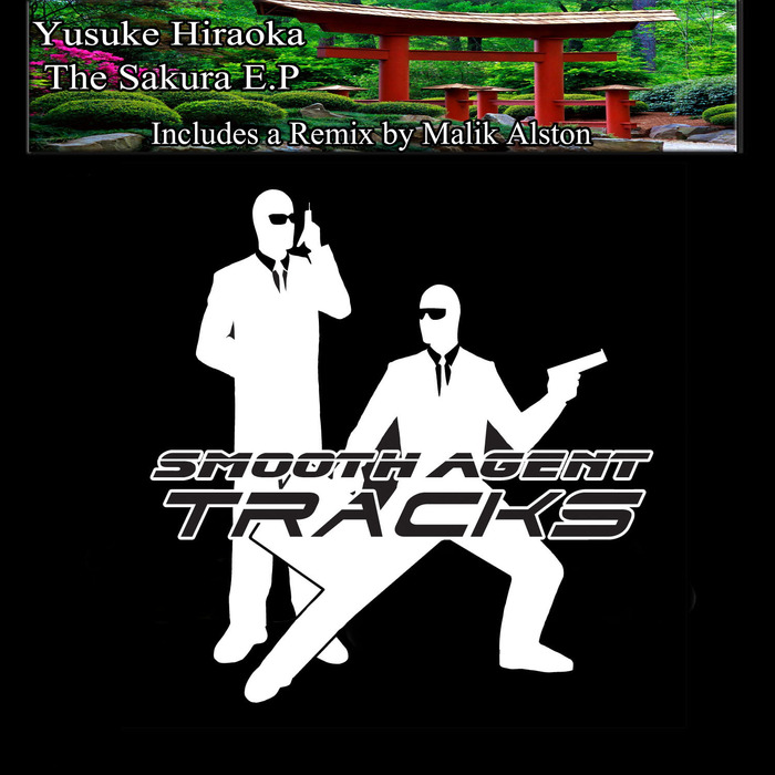 HIRAOKA, Yusuke - Sakura EP EP (Includes Malik Alston remix)