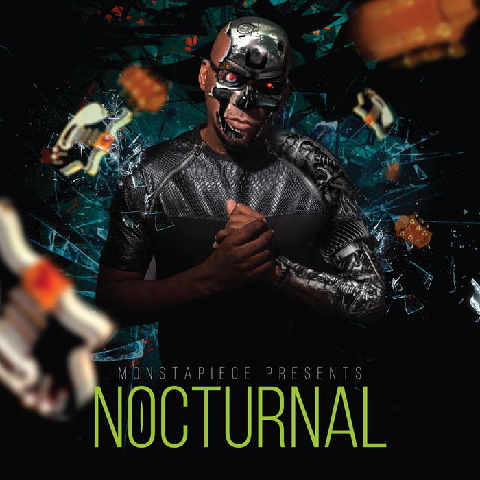 VARIOUS - Monstapiece Presents Nocturnal