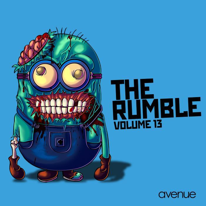 VARIOUS - The Rumble Vol 13