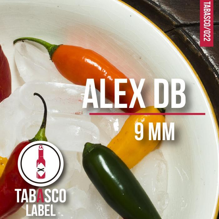 ALEX DB - 9 Mm