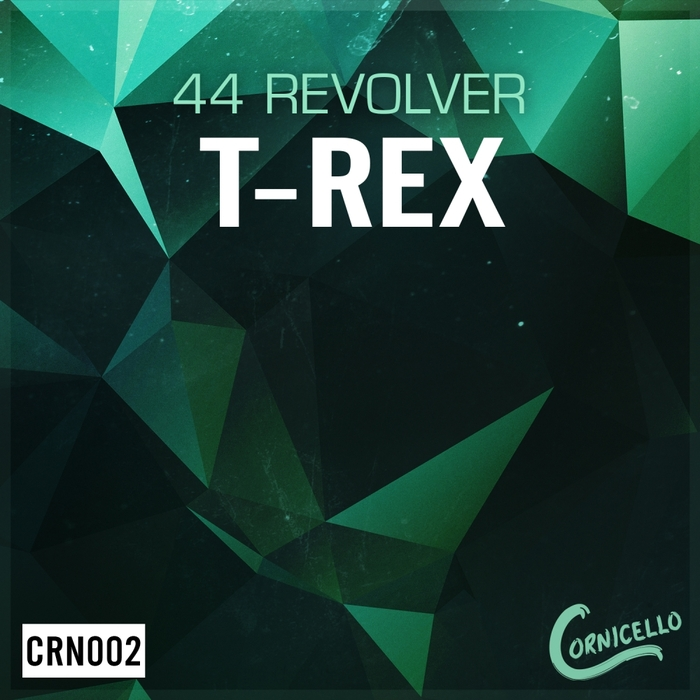 44 REVOLVER - T-Rex
