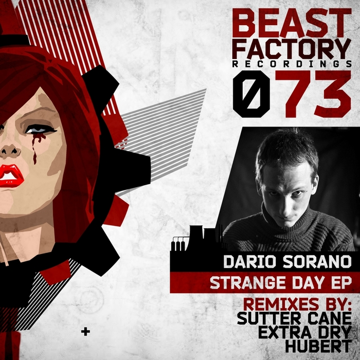 SORANO, Dario - Strange Day EP