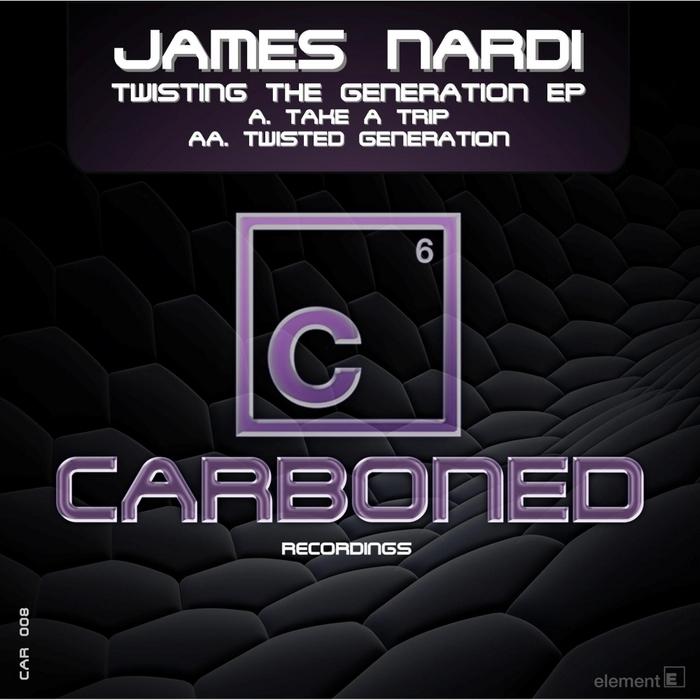 NARDI, James - Twisting The Generation EP