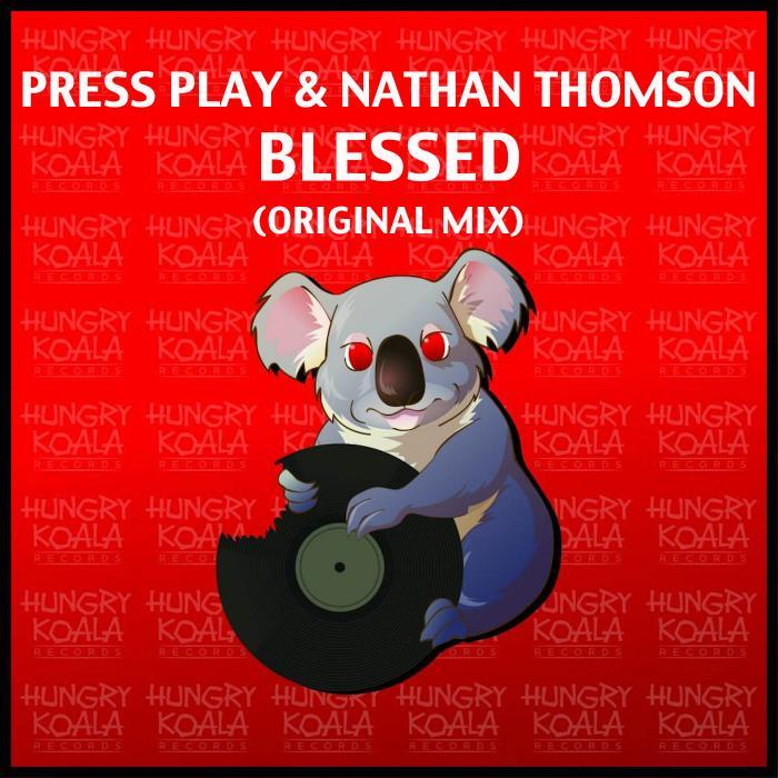 PRESS PLAY feat NATHAN THOMSON - Blessed