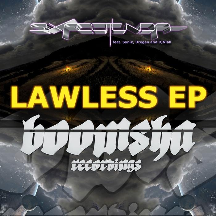 SIXFOOTUNDA - Lawless EP