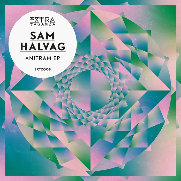HALVAG, Sam - Anitram EP
